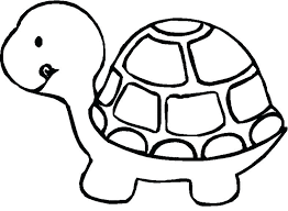 Free Coloring Pages Of Ninja Turtles Turtle Smile Page Sea