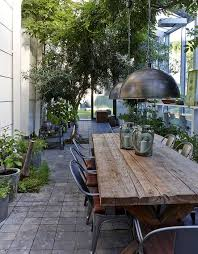 Make Your Own Outdoor Wooden Table by Best 25 Rustic Table Ideas On Pinterest Wood Table Kitchen