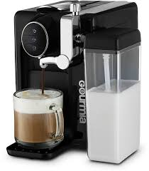 Amazon Gourmia GCM6500 1 Touch Automatic Espresso Cappuccino Latte Maker