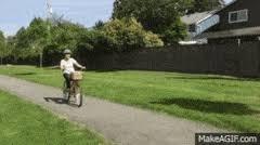 Lawn RideBikePedalgif Bike Ride GIF
