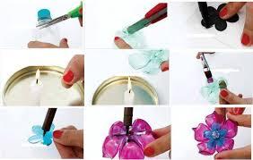 Plastic Bottle Flower Praktic Ideas