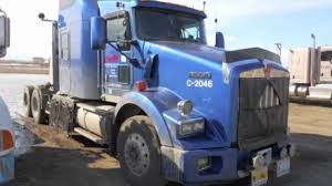 100 Carlile Trucking Kenworth And MayneAgain YouTube
