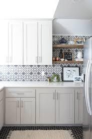 White Kitchen Tiles Ideas 11 Kitchen Tile Backsplash Ideas For White Cabinets That