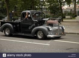 Hot Rod Chevy Stock Photo: 43392065 - Alamy