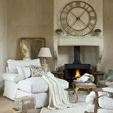 Wall Decoration Ideas Clock Large XXL Living Room Fireplace Roman Numerals
