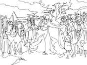 Joseph Meet Jacob Forgives His Brothers