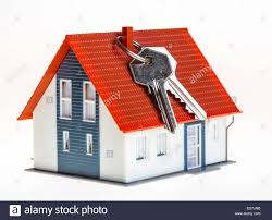 Symbolic Image House Home New Keys Move Sold For Sale