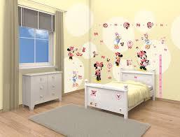 Minnie Mouse Bedroom Decor by Disney Minnie Mouse Room Decor Kit Walltastic