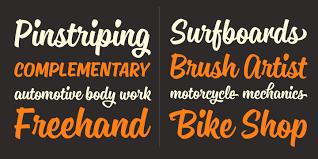 100 Beautiful Script Brush & Calligraphy Fonts