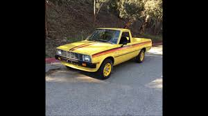 100 Plymouth Arrow Truck 1980 Pick Up YouTube