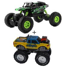 Toytexx Light And Sound Raptor Monster Truck + Toytexx WLtoys 18428 ... Szjjx Rc Cars Rock Offroad Racing Vehicle Crawler Truck 24ghz Remote Control Electric 4wd Car 118 Scale Jual Rc Offroad Monster Anti Air Mobil Beli Bigfoot Off Road 24 Amazoncom Radio Aibay Rampage Bigfoot Best Toys For Kids City Us Big Red 6x6 Mud Action By Insane Will Blow You Choice Products Toy 24g 20kmh High Speed Climbing Trucks I Would Really Say That This Is Tops On My List