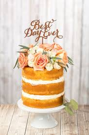 Five Non Traditional Wedding Cake Topper Ideas To Top Them All