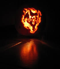 Werewolf Pumpkin Carving Ideas by Wolf Link Carving By Sage Of Hyrule On Deviantart