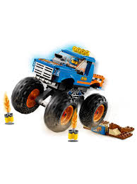 100 Lego Monster Truck Games LEGO City 60180 At John Lewis Partners