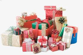 Gift heap Gift Gift Pile Heap Birthday Gift PNG Image