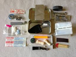 DIY Altoid Tin Survival Kit (Best And Most Thorough One I've Seen So ... Making Your Own Jeep Survival Kit Truck Camper Adventure Next Level Travel Packing Junk In Trunk Emergency Pparedness Veridian Cnections Spill Kits Fork Lift Ese Direct 1 16 Led Whitered Car Warning Strobe Lights First Aid From Parrs Workplace Equipment Experts Slime Safety Spair Roadside 213842 Vehicle Amazoncom Thrive Assistance Auto Cheap Find Deals On Line At Edwards And Cromwell Chlorine Cylinder Tank Repair 14pcs Emergency Rescue Bag Automobile Tire Pssure