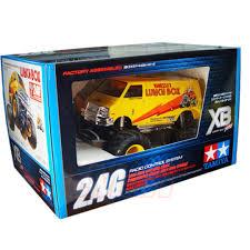 100 Monster Truck Lunch Box Truck 112 Tamiya RC 57749 Toys Games