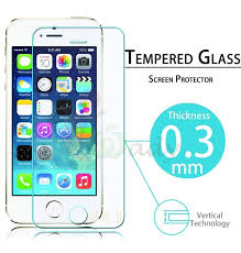iphone 5 5s Tempered Glass Screen Protector iWady