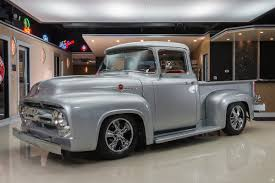 100 Build Ford Truck 1956 F100 Classic Cars For Sale Michigan Muscle Old Cars