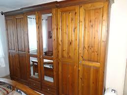 schlafzimmer musterring vollholz massivholz landhaus