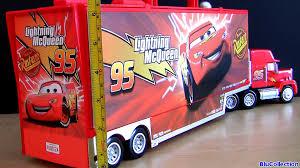 100 Mack Truck Hauler Disney Cars Carry Case Video Dailymotion