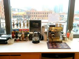 The 5 Reasons Every Office Needs A Coffee Bar