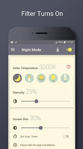 Blue Light Filter Night Mode Eye Care Android Apps on Google Play