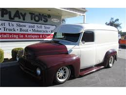100 Panel Trucks 1951 International Truck For Sale ClassicCarscom CC751391