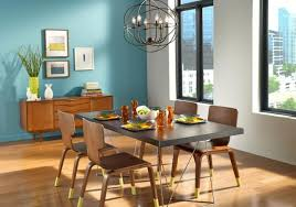 Modern Eclectic Dining Room Mid2 2015 Color Trends Ideas For Your Decor VintageBathroomRe