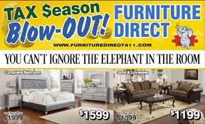 Furniture Direct Bronx Manhattan New York City NY Current Ad