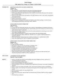 Packaging Machine Operator Resume Samples | Velvet Jobs 10 Cover Letter For Machine Operator Proposal Sample Publicado Machine Operator Resume Example Printable Equipment Luxury Best Livecareer Pin Di Template And Format Inspiration Your New Cover Letter Horticulture Position Of 44 Lovely Samples Usajobs Beautiful 12 Objectives For Business Rumes Mzc3