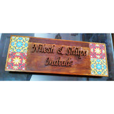Wooden Carved Name Plate - Suryanagri Handicrafts Signs Prissy Design Office Door Name Plates Stylish Ideas Stunning Brass Plate Designs For Home Gallery Amazing House Decorative Glass Doors Choice Image Designer In Mumbai The Best Luxury Buy Aum Om Nameplate For Online In India Panchatva Round India Fiberglass Wellsuited Cool Desk Nameplates Tapes