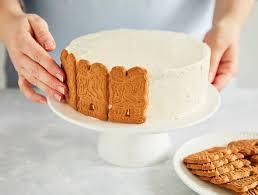 spekulatius torte einfache festtagstorte mit mandarinen