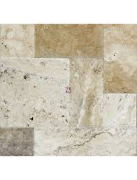 Versailles Tile Pattern Travertine by Tuscany Hazelnut Versailles 16 Sq Ft Pattern Travertine Tile