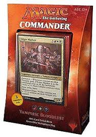Magic The Gathering Deck Builder Toolkit 2017 by English Commander 2017 Magic The Gathering Mtg Deck Vampiric