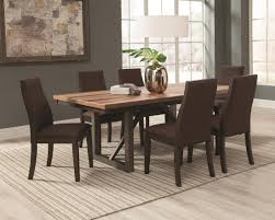 Cool Walnut Dining Table Set Rooms Amazing Chairs And ...