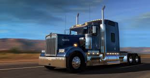Free American Truck Simulator Update Adds A Kenworth, Reduces Fines ...