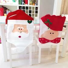 1pc / 1set Lovely Christmas Chair Covers Mr & Mrs Santa Claus Christmas  Decoration Dining Room Chair Cover Home Party Decorations, Christmas ... Christmas Decorations Bar Chair Foot Cover Us 648 40 Offding Chair Cover Wedding Decoration Housses De Chaises Drop Shipping Chiavari For Indian Stylein From Home Runs With Spatulas Crafty Fridays How To Recover A Glider House Gt Rocking Lounge Photo Baby Shower Seat Covers Cassadiva Image Amazoncom Cushion Cushions Set Peacock Ivory Polyester Banquet Style Reception Decoration 28 Off Retail Yryie Pack Of 20 Universal Spandex Stretch Wedding Ceremony White Decorative Fabric On A Geometric Pattern Lansing Upholstered Recliner Westport Cabana Stripe Red Porch Rocker Latex Foam Fill Reversible