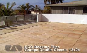 eco arbor designs deck tiles and porcelain pavers for roof decks