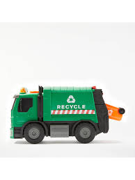 100 Waste Management Toy Garbage Truck John Lewis Partners Refuse Lorry Small At John Lewis Partners
