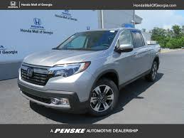 100 Honda Full Size Truck 2019 New Ridgeline RTLE AWD Crew Cab Short Bed For Sale
