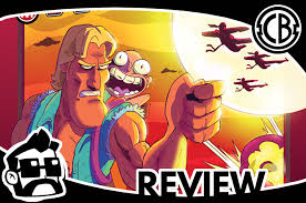 Review AmeriKarate 1 Comic Bastards