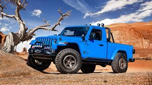 100 4 Door Jeep Truck Twodoor Gladiator Should Produce A Singlecab Version Of