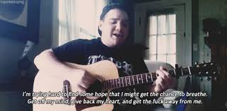lyrics acoustic drown front porch step i can t listen to this song