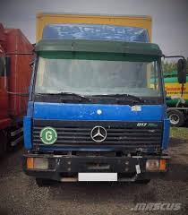Used Mercedes-Benz 817 Box Trucks Year: 1996 Price: $2,493 For ... Mercedesbenz Actros 2553 Ls 6x24 Tractor Truck 2017 Exterior Shows Production Xclass Pickup Truckstill Not For Us New Xclass Revealed In Full By Car Magazine 2018 Gclass Mercedes Light Truck G63 Amg 4dr 2012 Mp4 Pmiere At Mercedes Mojsiuk Trucks All About Our Unimog Wikipedia Iaa Commercial Vehicles 2016 The Isnt First This One Is Much Older