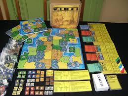 Vinci Homemade Game