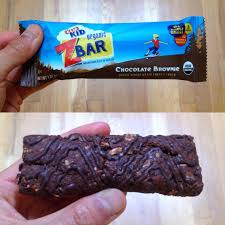 Chocolate Brownie Clif Kid Z Bar Review