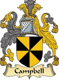 Campbell Family Crest And History