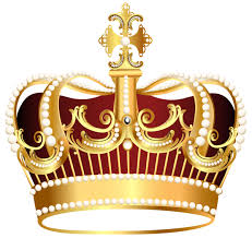 Golden Crown Transparent PNG Clip Art Image