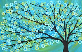 Free Tree Painting Cliparts Download Clip Art